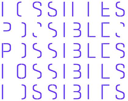 possibles-variation